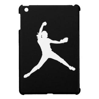 Mini caso del iPad negro de Fastpitch