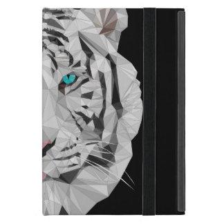 Mini caso del iPad polivinílico bajo del tigre iPad Mini Protector