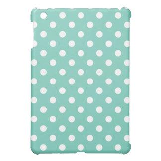 Mini caso del iPad protector - lunar de la turques iPad Mini Coberturas