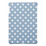 Mini caso del iPad protector - lunar del azul de l iPad Mini Funda