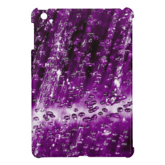 Mini caso del iPad púrpura de la lluvia iPad Mini Cobertura