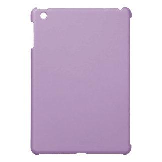 Mini caso del iPad púrpura llano