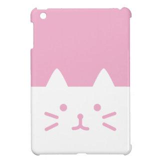 mini caso del iPad rosado del gato iPad Mini Coberturas