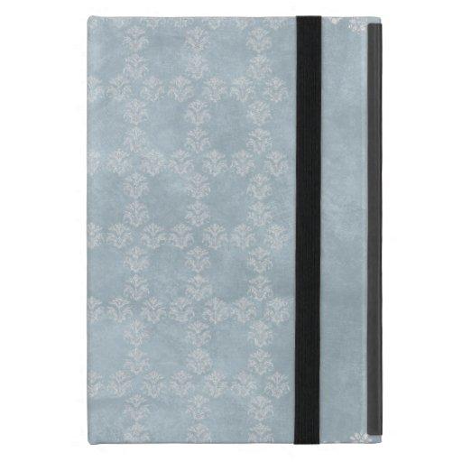Mini caso del panal del iPad azul del modelo iPad Mini Cárcasas