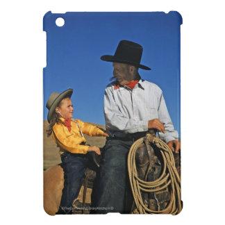 Mini caso del pequeño iPad de la vaquera iPad Mini Cobertura