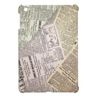 Mini caso del viejo iPad del reportero iPad Mini Carcasa