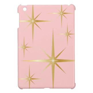 Mini caso del vintage del iPad elegante de