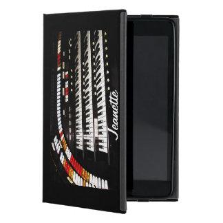 mini caso en folio del iPad, órgano antiguo, parte iPad Mini Fundas
