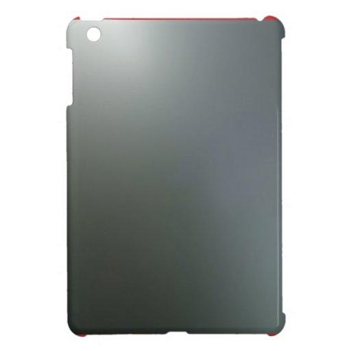 Mini caso pulido del iPad de acero
