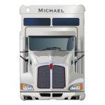 Mini caso semi del iPad grande del camión iPad Mini Cobertura