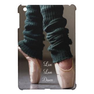 Mini casos del amor de la danza del iPad vivo del  iPad Mini Funda