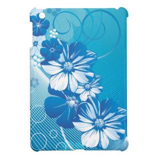 Mini casos del iPad floral de la moda 10