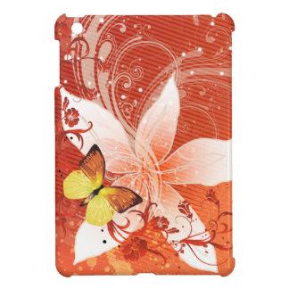 Mini casos del iPad floral de la moda 11