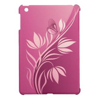 Mini casos del iPad floral de la moda 2