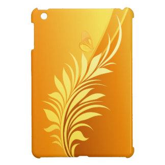 Mini casos del iPad floral de la moda 3
