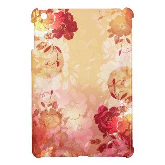 Mini casos del iPad floral de la moda 6