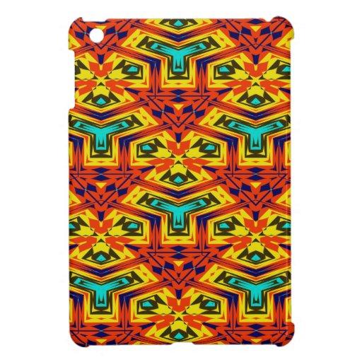 Mini casos del iPad moderno del nativo americano 2 iPad Mini Funda