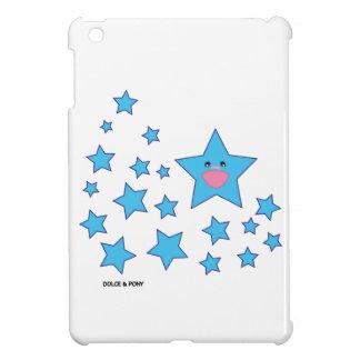 Mini casos Dolce del iPad mágico de la estrella el