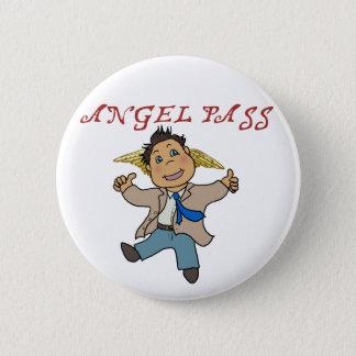 Mini Castiel Angel Button