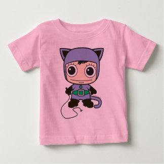 Mini Cat Woman Baby T-Shirt