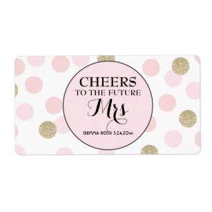 favor labels zazzle