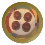Mini Chocolates Plate