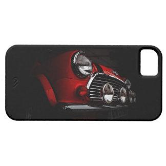 Mini clásico con la reunión enciende el caso del i iPhone 5 Case-Mate funda