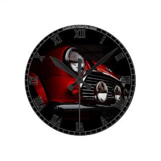 Mini clásico con la reunión enciende el reloj