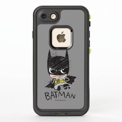 Mini Classic Batman Sketch