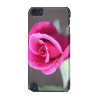 mini color de rosa rosado oscuro funda para iPod touch 5G