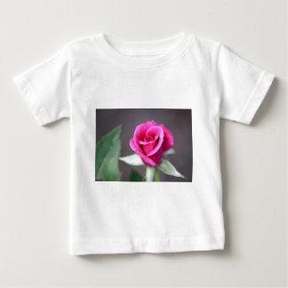mini color de rosa rosado oscuro tee shirts