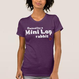 Mini conejo del Lop Playeras