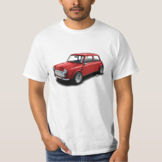 "Mini Cooper Classic Vintage Auto Car 1969 ""Mini Ca T Shirt"