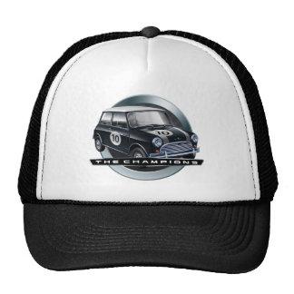 Mini Cooper S black Trucker Hat