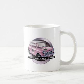 Mini Cooper S pink Classic White Coffee Mug