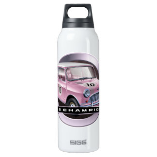 Mini Cooper S pink SIGG Thermo 0.5L Insulated Bottle