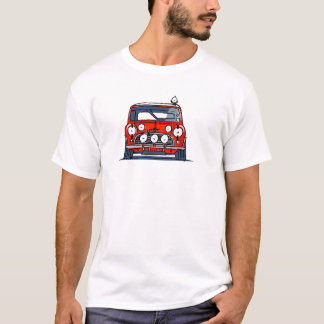 Mini Cooper S Rally Car T-Shirt