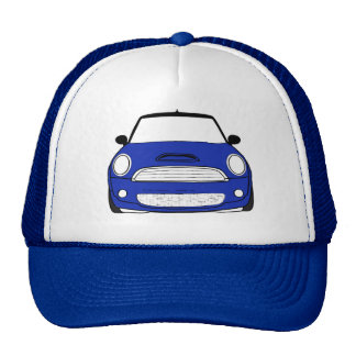 Mini Cooper Trucker Hat