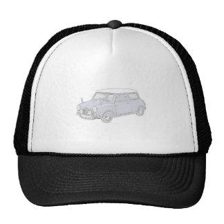Mini Cooper Vintage-colored Trucker Hat