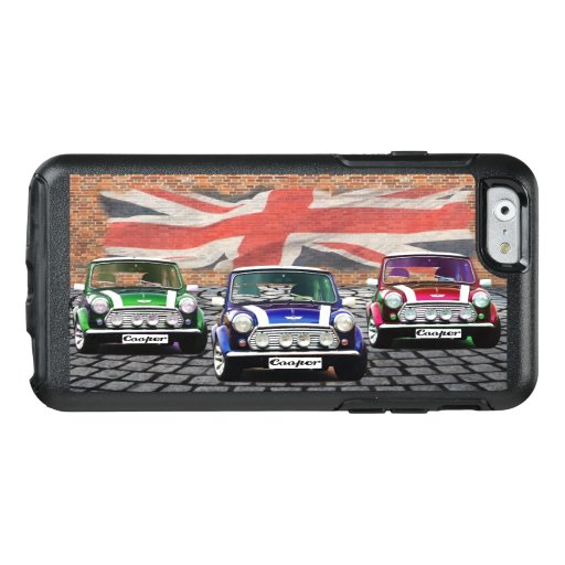 Are Mini Coopers Safe >> Mini Coopers OtterBox iPhone 6/6s Case | Zazzle