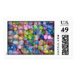 Mini Cubes Postage Stamp