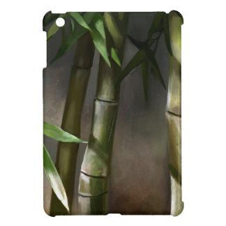 Mini cubierta de bambú de Ipad