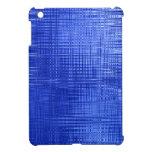 Mini cubierta del caso del iPad azul de la guinga iPad Mini Protector