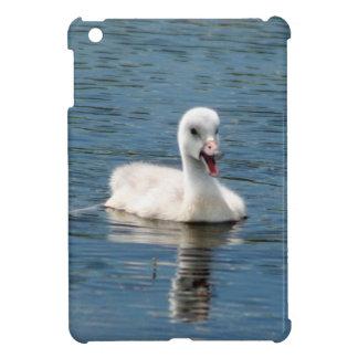 mini cubierta del iPad con la foto de la SWA