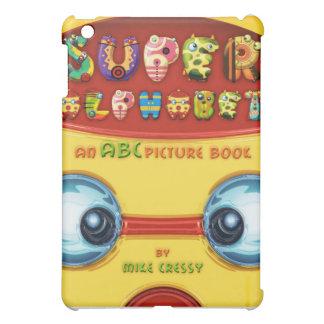 Mini cubierta del iPad estupendo del alfabeto