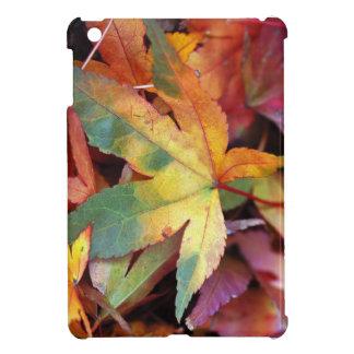 Mini cubierta del otoño del ipad colorido de la ho