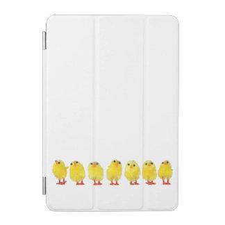 Mini cubierta del pequeño iPad de los polluelos Cover De iPad Mini