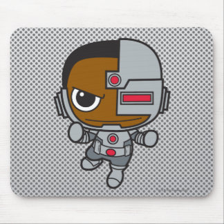 Mini Cyborg Mouse Pad