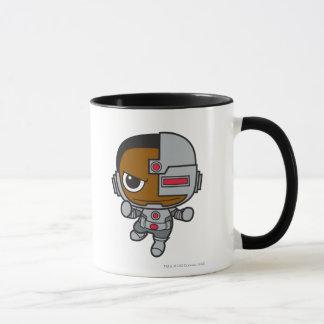 Mini Cyborg Mug