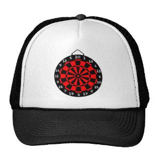 Mini Dartboard Hats